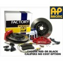 AP Racing 6 Piston Big Brake Kit - Evo X