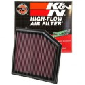 K&N 33-2452 High Performance Replacement Air Filter