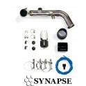SYNAPSE BMW 135i/335i 2007-2010 Synchronic BOV Kit with Polished Charge Pipe